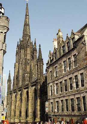 Highland Tolbooth Kirk - Edimburgo