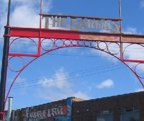 The Barras Market - Glasgow