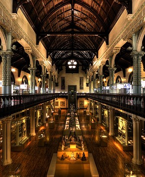 Hunterian Art Gallery and Museum - Glasgow