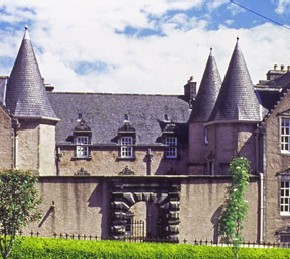 Argyll's Lodging - Stirling