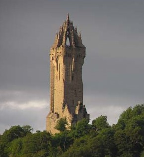 Monumento a William Wallace - Stirling
