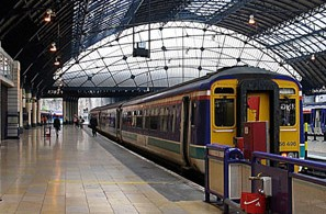 Queen Street Station - Glasgow